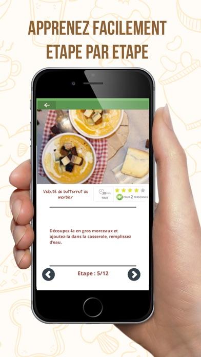 download Recette Minceur - Cuisine Saine pour Régime Santé apps 0