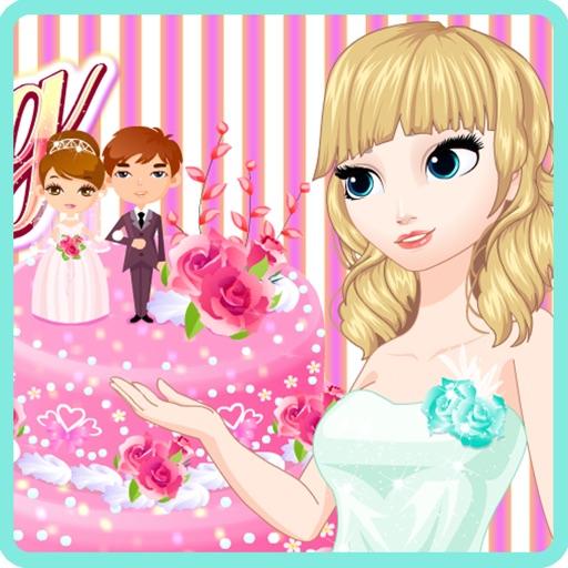 Princess Wedding Cake Maker iOS App