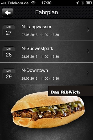 RibWich screenshot 3