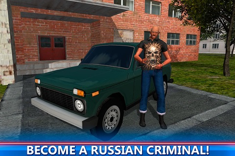 Russian Mafia Crime City 3D Full screenshot 1