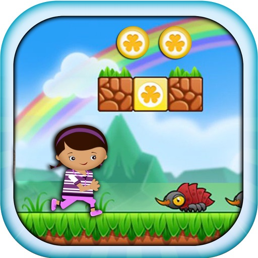 Run Adventure and Jump Game: For Doc Mcstuffins Version iOS App