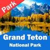 Grand Teton National Park – GPS Offline Park Map Navigator