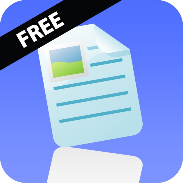 documents free (mobile office suite) on the app store, Invoice templates