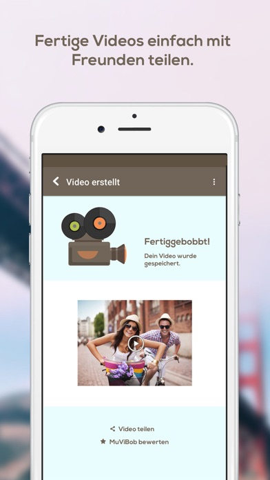 MuViBob Pro: Music + Video = Musicvideo screenshot