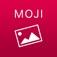 縦書きもできる文字入れ用の画像編集アプリ - MojiPic
