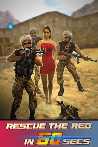 M4A1 Carbine Gun: Weapon for SWAT - Lord of War screenshot 3