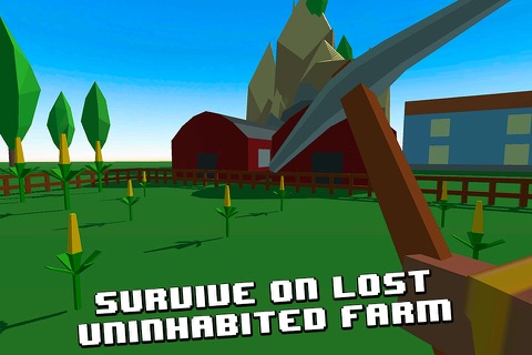 Country Farm Survival Simulator 3D screenshot 1