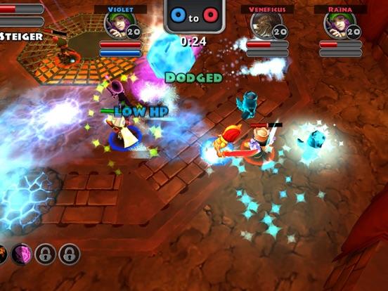 Dungeon Quest для iPad