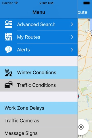 MoDOT Traveler Information screenshot 3