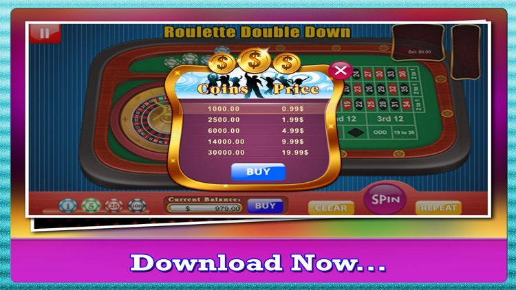 Roulette doubling down review clothing online au