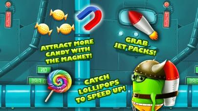 モンスタージャンプレース - スマッシュキャンディ工場ジャンピングゲームのスクリーンショット3