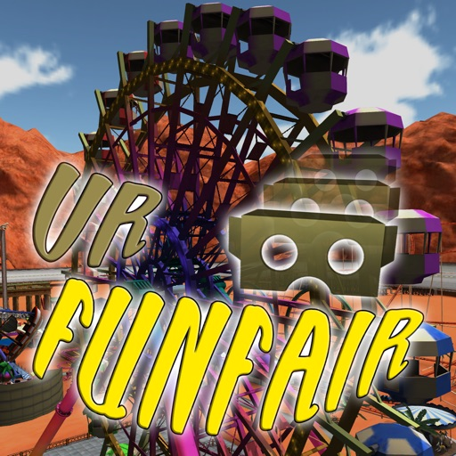 VR Funfair – An entire amusement park in one app! (for Google Cardboard like VR Headsets) iOS App