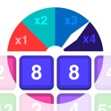Double Time - 2048 slide puzzle fun against the clock!
