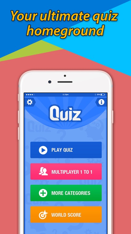 Trivia Quiz - new 2016 quizes game with funny minutiae questions
