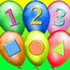 Balloon Academy HD - Learn Colors, Shapes, and Numbers