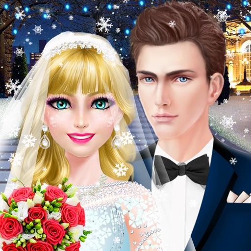 Snow Wedding Day - Girls Salon iOS App