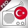 Radio Turkey Pro - Turkish music from live fm radios stations ( Ucretsiz Türkiye Müzik Radyo & türk radyolar )