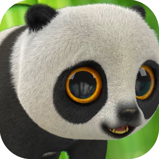 Adventure of Lost Baby Panda in Bamboo Land - Story of the Brave Warrior iOS App