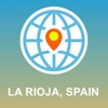 La Rioja, Spain Map - Offline Map, POI, GPS, Directions