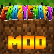 Crazy Craft Mod Guide for Minecraft Pc Complete and Ultimate for Players Hack - Cheats for Android hack proof