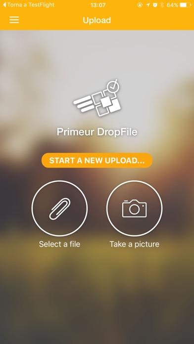 Screenshot of DropFile2
