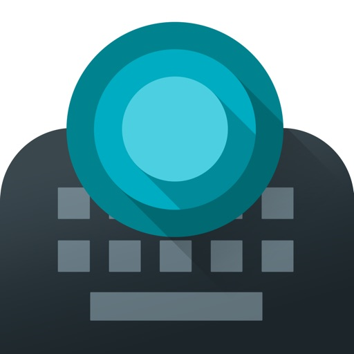Fleksy Keyboard – Custom Colors, Faster Typing