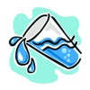 派手な水のトラッカー - 、より多くの水を飲む毎日の水の摂取量を追跡し、水分補給アラームを取得します