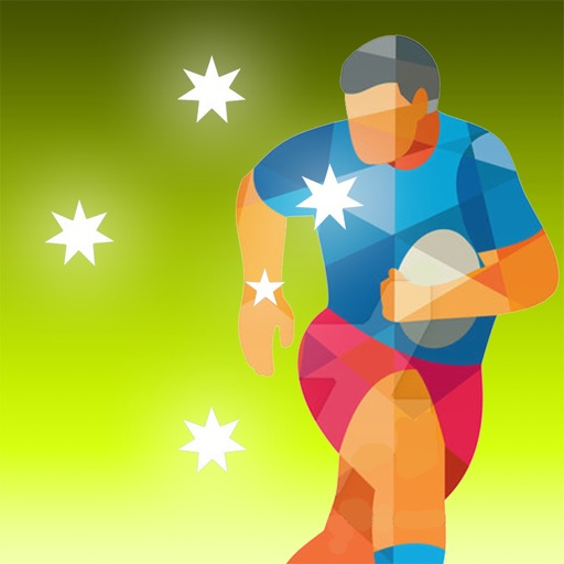 Rugby Players - a new game for NRL fans iOS App