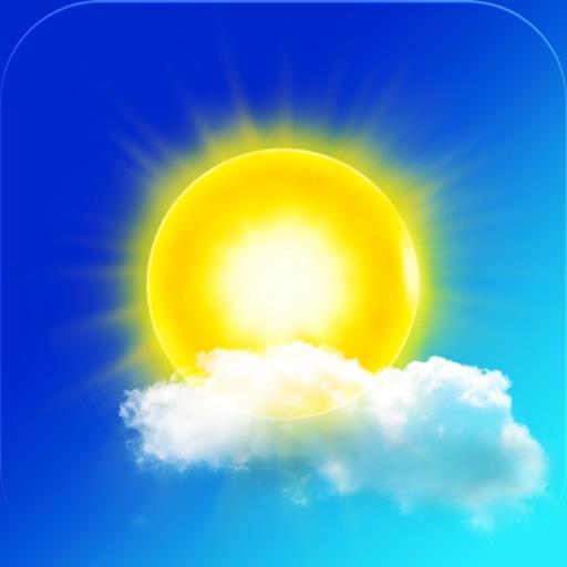 Weather Magic Premium - ライブ天気予報、マップ&世界時計