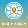 South Sudan Map - Offline Map, POI, GPS, Directions