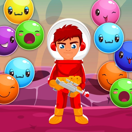 Bubble Moon Popper - PRO - Satellite Planet Bubble Bursting Adventure iOS App