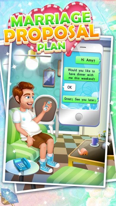 プロポーズプラン - ワークアウト、スパ&ドレスアップゲーム無料のスクリーンショット2