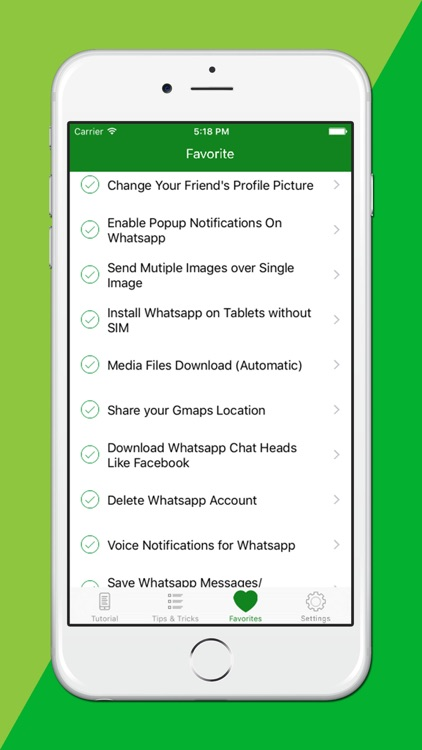 Guide for WhatsApp - Step by Step Instructions by