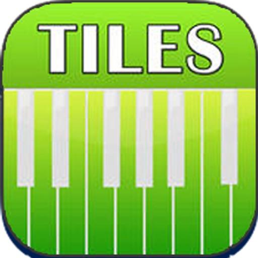 Green Rainbow Tiles - Piano Premium Edition