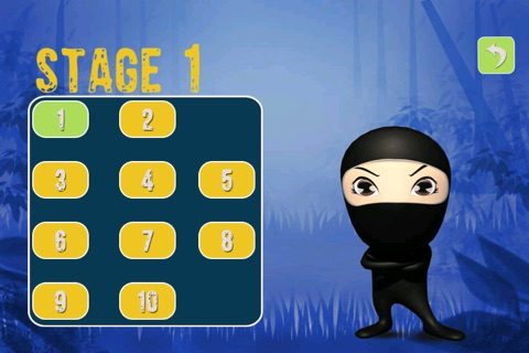 Amazing Ninja Trap Showdown - cool mind strategy puzzle game screenshot 3