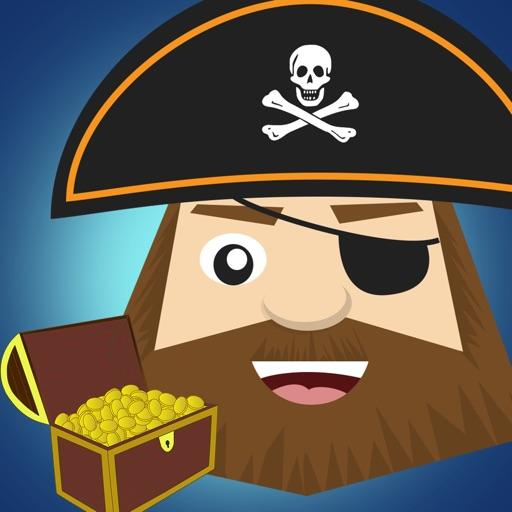 Avoid The Evil Pirates - best speed dodge arcade game iOS App