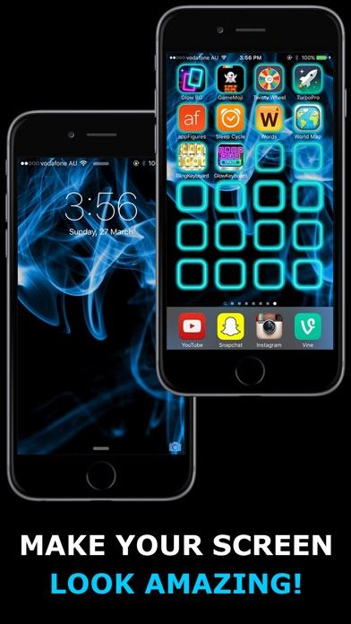 Glow Backgrounds Screenshot 1