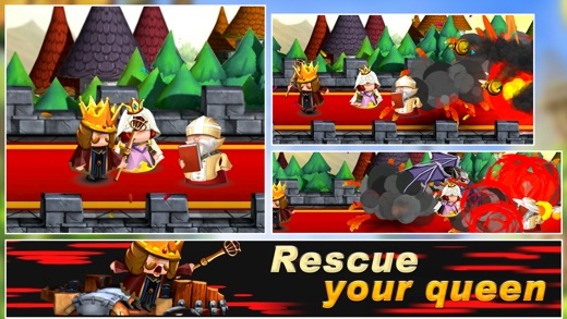 Tap Tap Legions - Epic battles within 5 seconds Screenshot