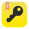 Keys - Password Manager, Organizer and Vault for Ultimate Safe Secure Personal Secret Credential Free