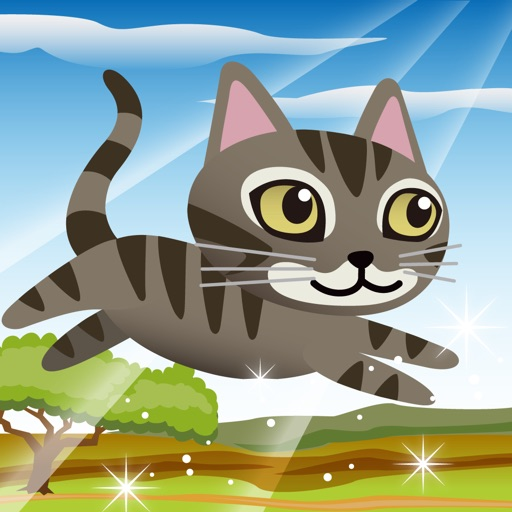 JumpJump Cat - Free Cat Game iOS App