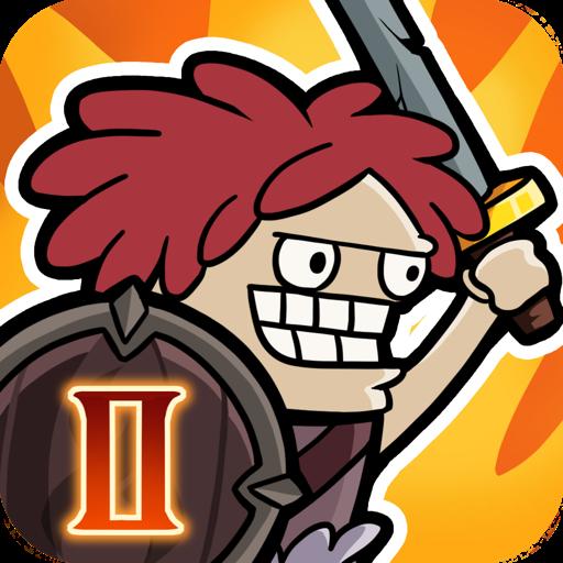 неуклюжий рыцарь Clumsy Knight 2