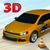 Real City Car Driving School Simulator: Driving test and car parking game