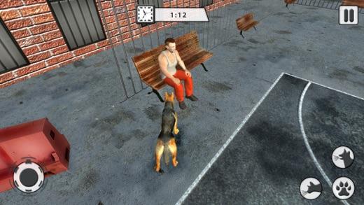 Prison Escape Police Dog Duty - Best Fighting Jail break Game Screenshot