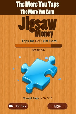 Jigsaw Money - Make Money Tapping screenshot 2