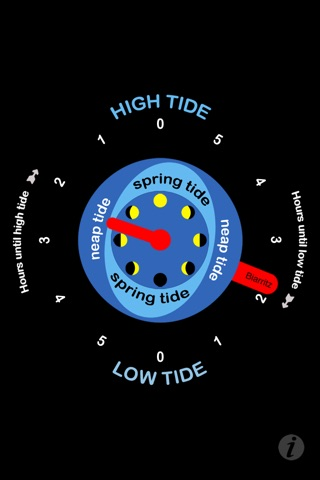 Tide Clock screenshot 1