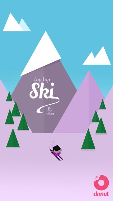 TapTap Ski Screenshot