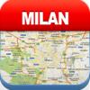 Milan Offline Map - City Metro Airport