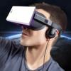 Screen Virtual Reality 3D Joke virtual screen