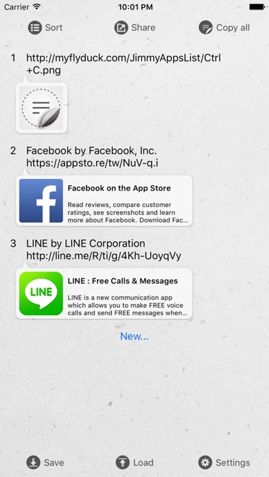 Ctrl+C : Easily record your copy Screenshot
