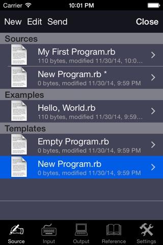 Ruby Programming Language screenshot 3